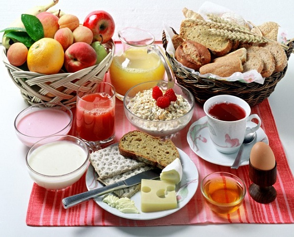 Breakfast-15 Easy Ways To Get Slim Fast And Efficiently