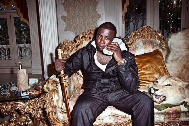 Gucci Mane-Musicians With Very Short Temper