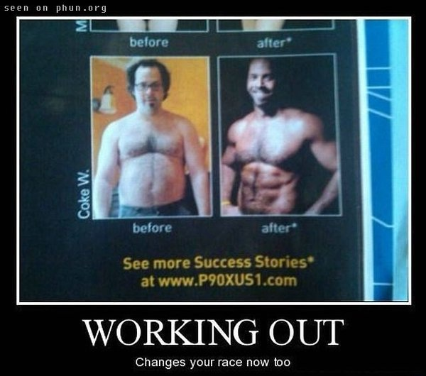Powerful stuff!-Hilarious Examples Of False Advertising