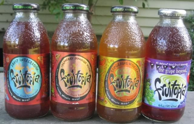Fruitopia-Foods And Beverages Which Only 90s Kids Will Remember