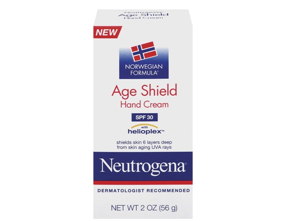 Neutrogena Age Shield Hand Cream SPF 30-Best Sun Care Products