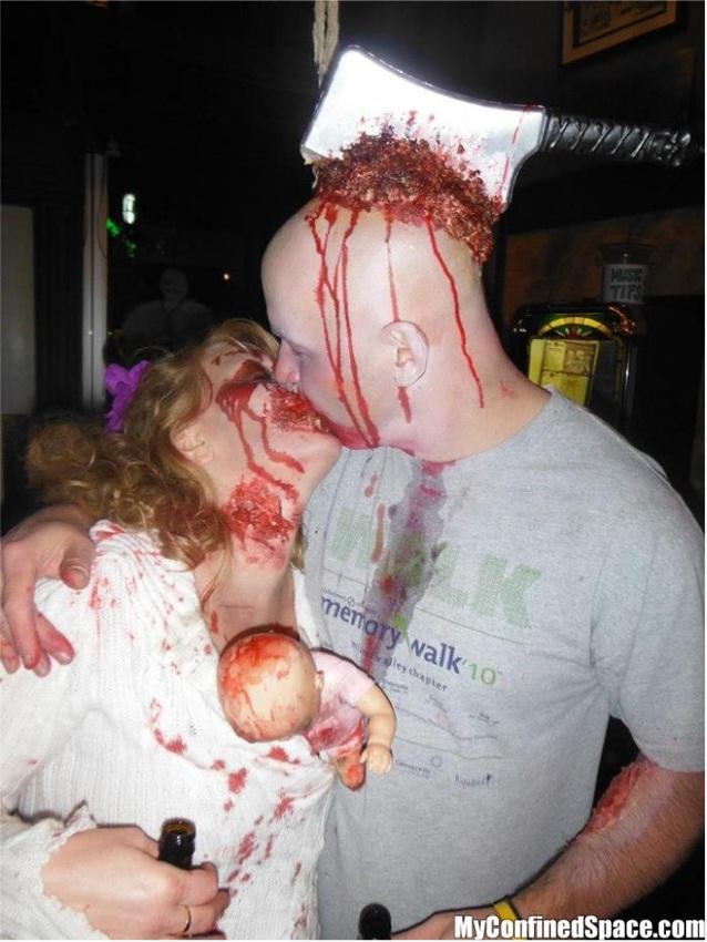 Shot Gun Marriage-Zombie Engagements