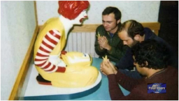Ronald McDonald became an Icon-Sad Reality Of Ronald McDonald