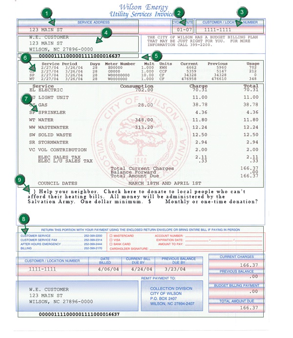 Ask To View Utility Bills-Things To Consider Before Buying A House