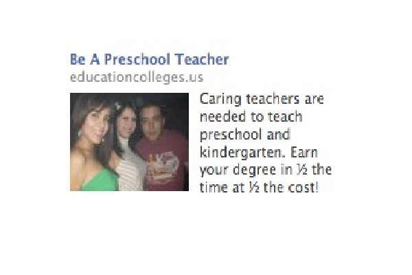 Preschool-Worst Facebook Ads