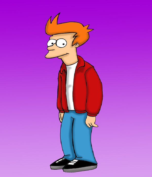 Fry-Secret Facts About Futurama You Didn't Know