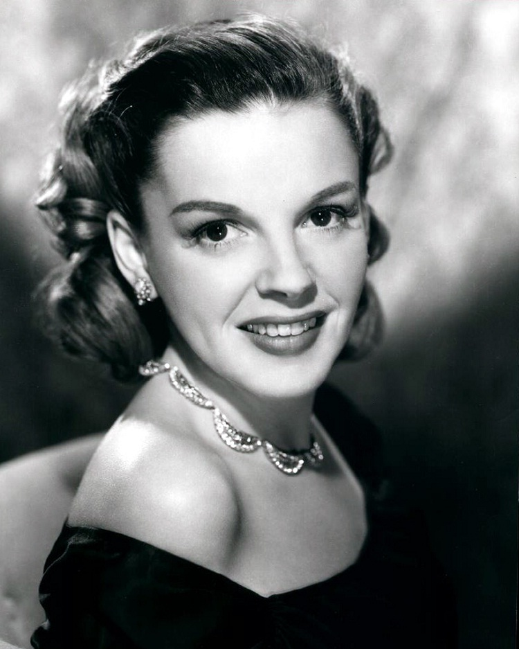 Judy Garland-Celebs Who Had Abortion