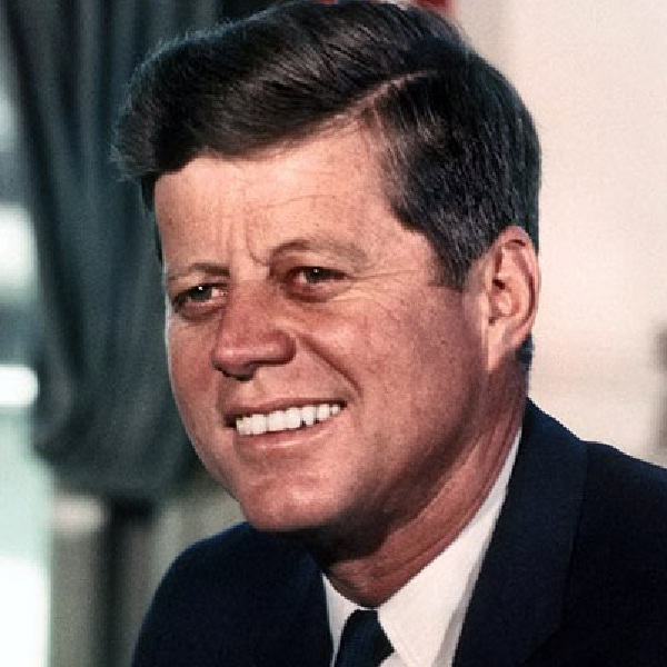John F Kennedy: Inauguration Speech-Greatest Speeches Ever In History