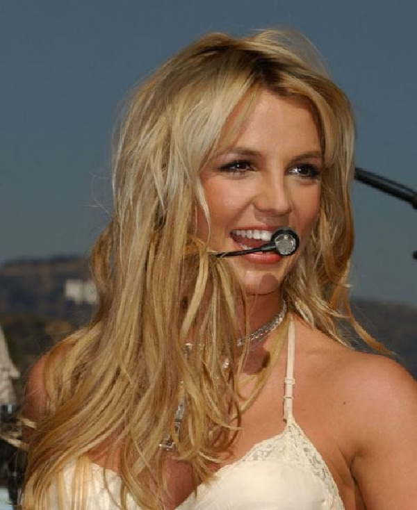 Britney Spears-Celebrities With Highest Fan Following