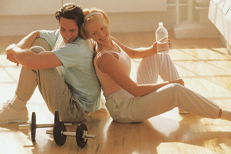 Togetherness-Amazing Couple Workouts