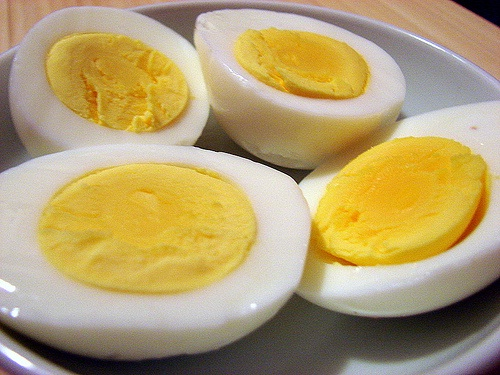 Hard boiled-Various Ways To Cook Eggs