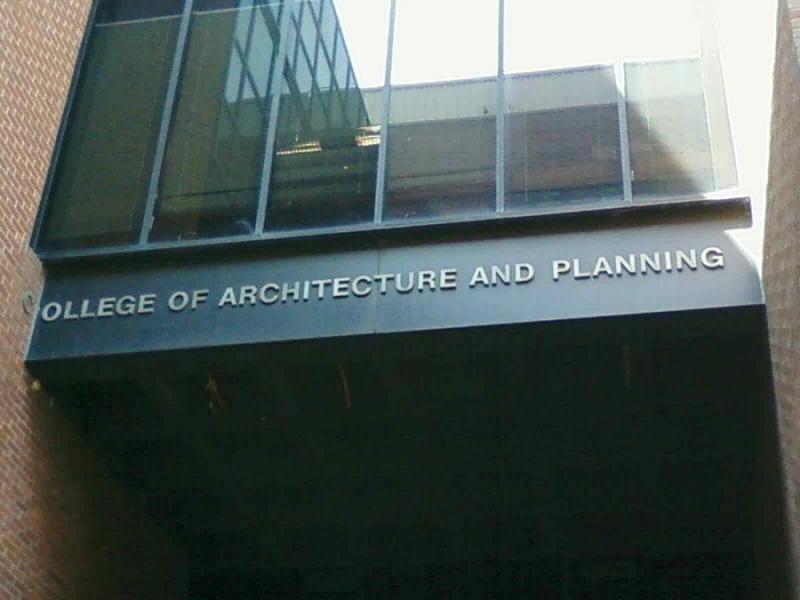 College of Architecture, Planning and Irony -15 Images That Show Irony In This World