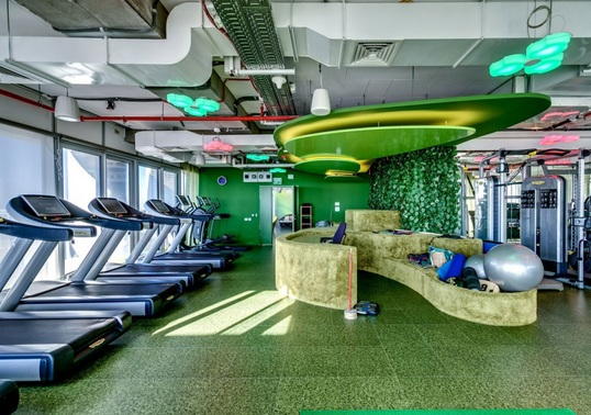 Free Gym, Fitness Classes and Many More-15 Amazing Google Employee Perks