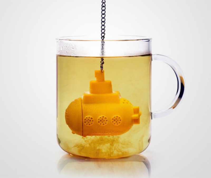 Beautiful Submarine Tea Infuser-15 Tea Infusers Those Are Amazingly Adorable