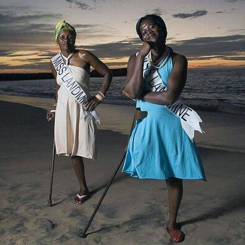 Miss Land Mine-12 Bizarre Beauty Contests Around The World