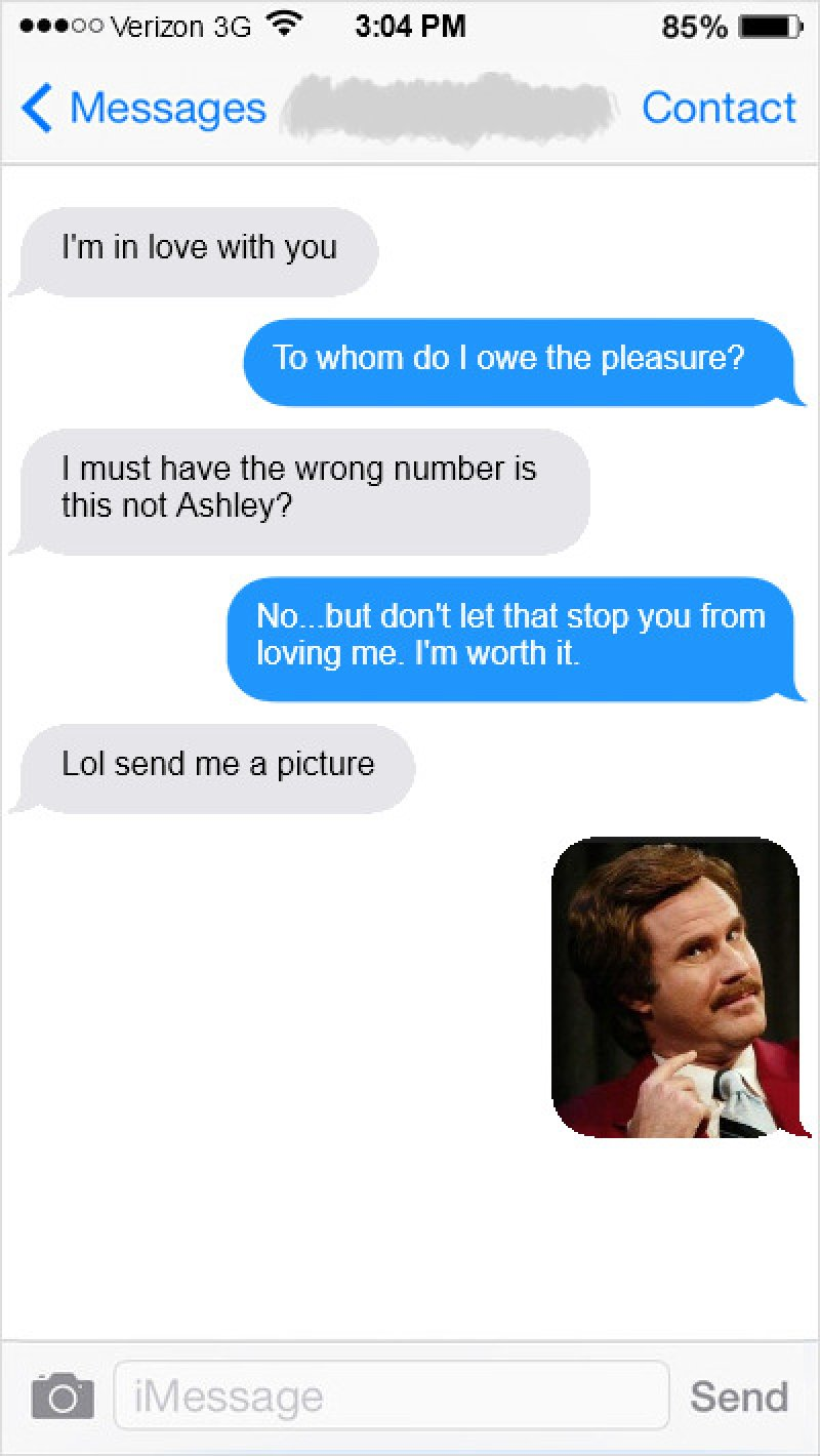 Another Guy Got Trolled-15 Hilarious Wrong Number Conversations
