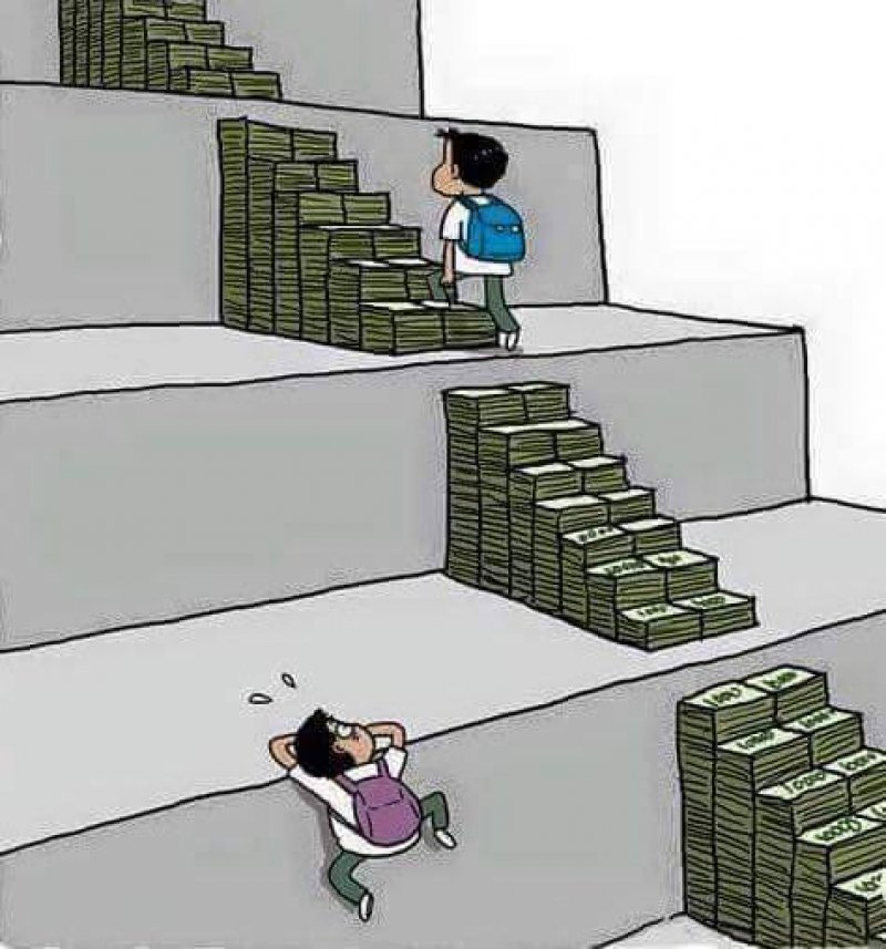 Reason Why It is Difficult to End the Poverty-15 Images That Show The Bitter Reality Of Modern World