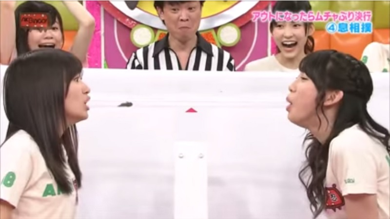This Truly Scary and WTF Cockroach Game-15 Weirdest Game Shows From Japan