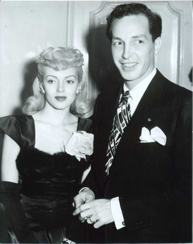 Lana Turner And Stephen Crane-12 Celebrities Who Remarried Their Exes