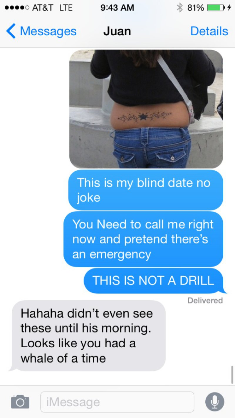 Poor Juan!!!-15 Desperate Dating Texts That Are Sure To Make You Laugh