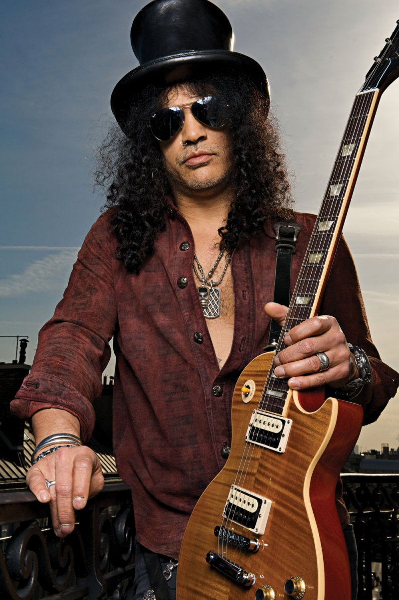 Slash-12 Celebrities You Didn't Know Have A Black Ancestry