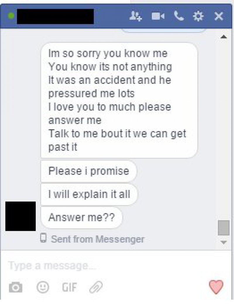 And This Typical Reaction Followed-Guy Found Nudes Of His GF On His Dad's Phone And Then A Deep Secret Revealed