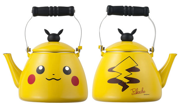 This Cute Pikachu Tea Pot-15 Geeky Kitchen Gadgets That Will Make Your Kitchen A Super Kitchen