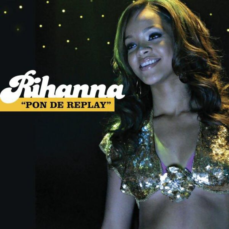 Rihanna-15 Pop Stars Now Vs How They Looked In Their First Album