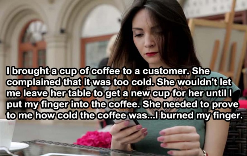This Crazy Customer-15 Servers Reveal The Craziest Things That Happened In Restaurants