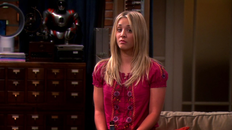 Huge paychecks-8 Things You Don't Know About Penny AKA Kaley Cuoco