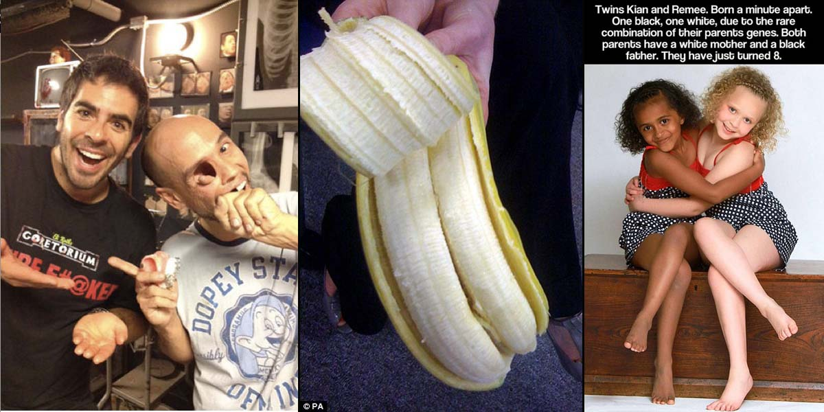 15 Images That Are Hard To Believe But Are Actually Real