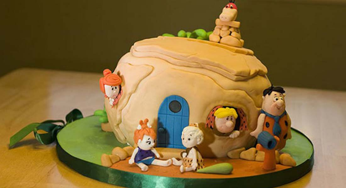 15 Amazing 3D Cartoon Model Cakes Ever