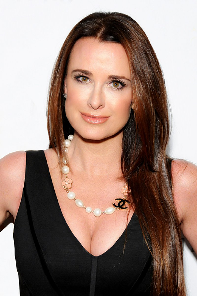 Kyle Richards-15 Celebrities Who Look Younger Than They Actually Are