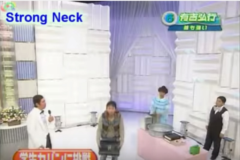 This Painful Yet Funny Japanese Show-15 Weirdest Game Shows From Japan