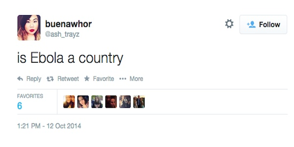 Yes, and Requires No Visa to Visit and Get Infected-15 Dumbest Tweets Ever
