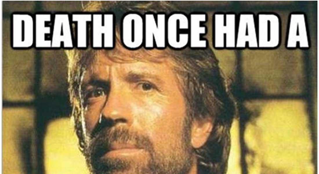 12 Hilarious Chuck Norris Memes Ever