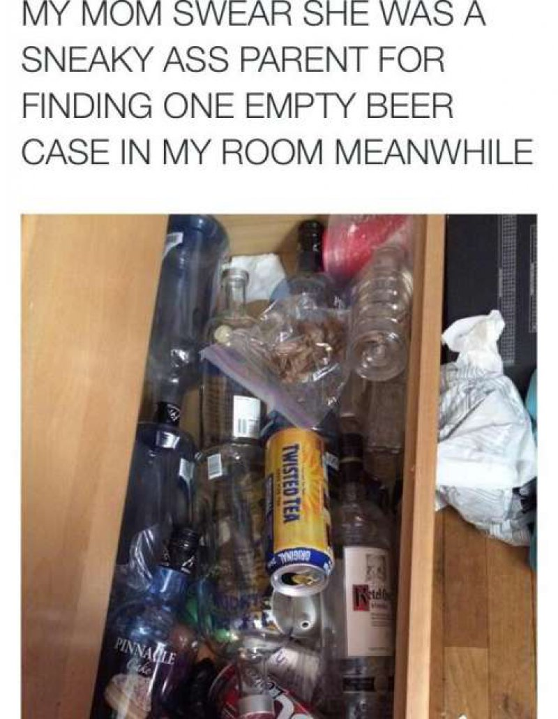 Identify the Objects in the Cabinet-15 Most Disgusting People In The History Of Twitter