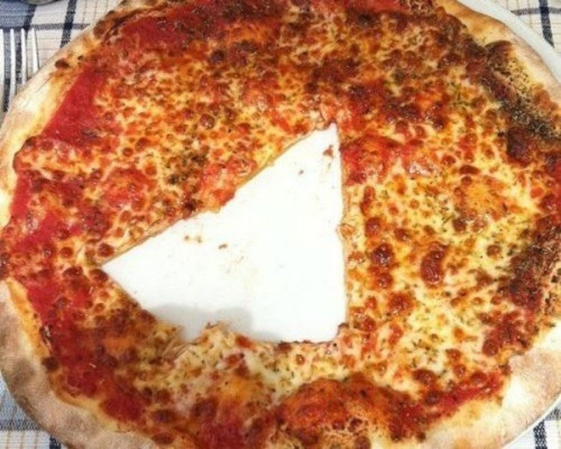 A Pizza with its Heart Stolen-15 Disturbing Images You Never Want To See