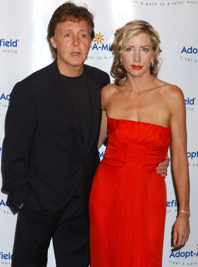 Paul McCartney and Heather Mills-12 Most Expensive Celebrity Divorces Ever