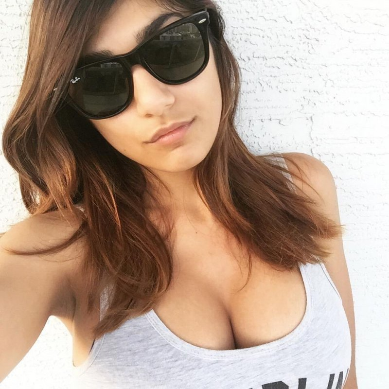 Mia Khalifa-Top 30 Hottest Pornstars To Watch Out In 2017