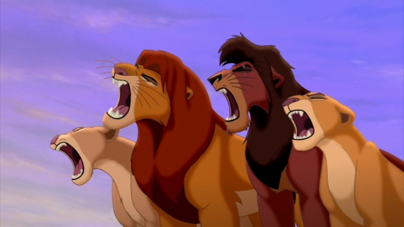Disney Preferred Tiger Roars over Lion roars for 'The Lion King' Movies-15 Disney Movie Secrets You Don't Know