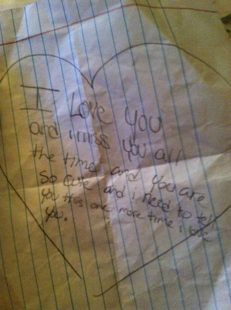 Another High School Classroom Note-15 Hilarious Notes Ever Caught By Teachers