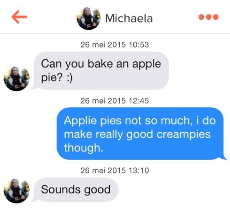Tell Them Your Skills-15 Funniest Pickup Lines To Use On Tinder