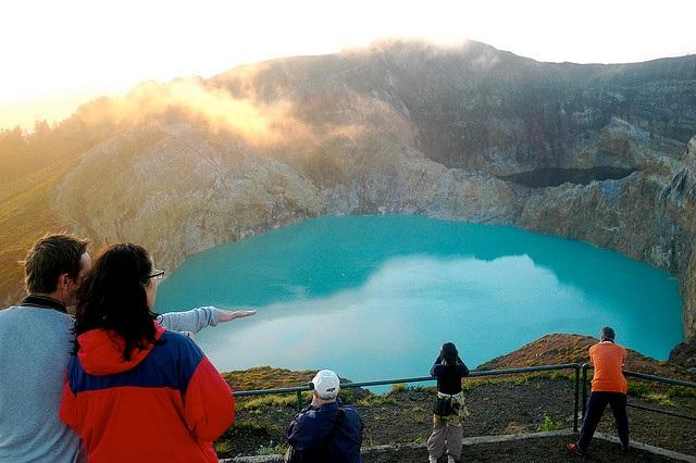 Kelimutu Lake, Indonesia-Most Amazing Lakes On Earth