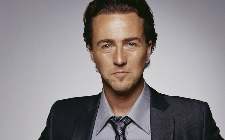Edward Norton-Celebrities Who Are Also Heirs
