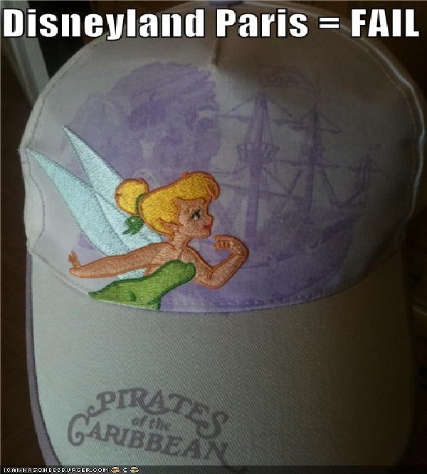 Wrong Movies-Disneyland Fails