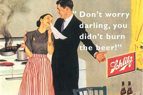 Schlitz-Ads That Should Be Banned