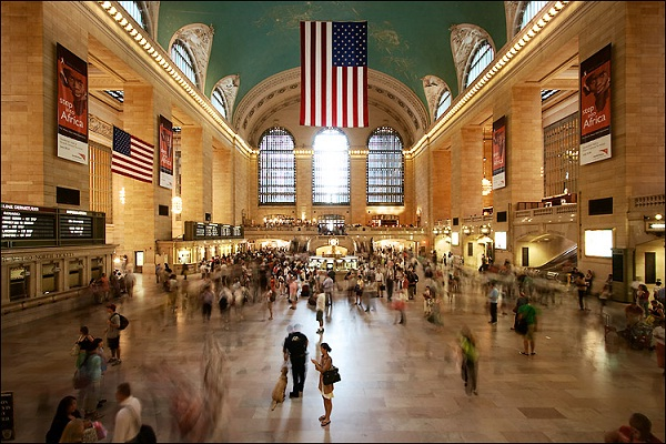 Grand Central-Best Places To Visit In New York