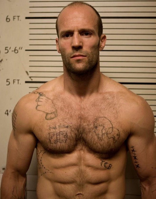 Jason Stratham-Best Athlete Turned Actors