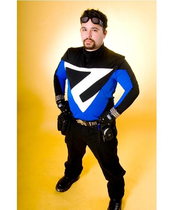 Zetaman-Real Life Superheroes With Incredible Abilities